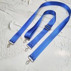 Ремешок #7 для сумки однотонный с регулятором