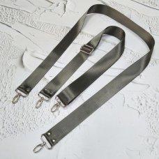 Ремешок #11 для сумки однотонный с регулятором
