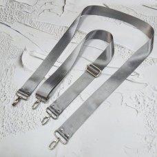 Ремешок #12 для сумки однотонный с регулятором