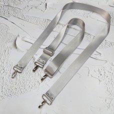 Ремешок #13 для сумки однотонный с регулятором