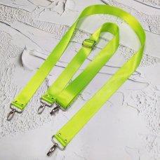 Ремешок #14 для сумки однотонный с регулятором