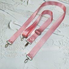 Ремешок #18 для сумки однотонный с регулятором