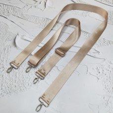 Ремешок #20 для сумки однотонный с регулятором