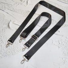 Ремешок #10 для сумки однотонный с регулятором