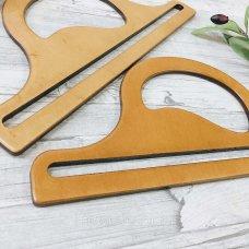 Ручки для сумок деревянные 44181