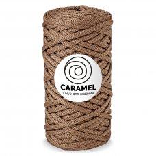 Шнур для вязания Caramel Гляссе