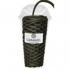 Шнур для вязания Caramel Болотный