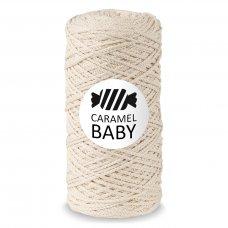 Шнур для вязания Caramel Ваниль
