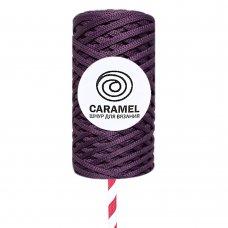 Шнур для вязания Caramel Вельвет