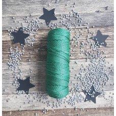 Шнур для вязания полиэфирный Травяной