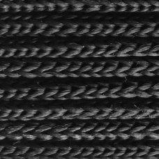 Шнур для вязания цвет Черный