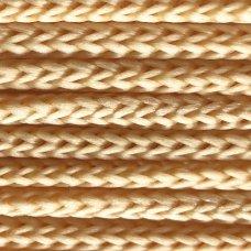 Шнур для вязания цвет Крем брюле