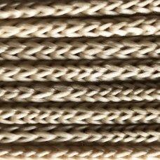 Шнур для вязания цвет Кремовый