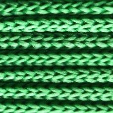 Шнур для вязания цвет Зеленый