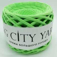 Трикотажная пряжа Сити Ярн Ментоловый