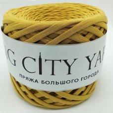 Трикотажная пряжа Сити Ярн Песочный