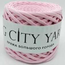Трикотажная пряжа Сити Ярн Розовый