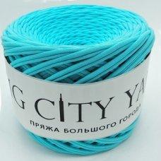 Трикотажная пряжа Сити Ярн Светло-голубой